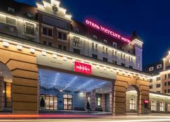 Mercure Rosa Khutor Hotel - Estosadok - Bâtiment