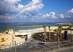 Shalom Hotel & Relax - an Atlas Boutique Hotel - Tel Aviv - Platja