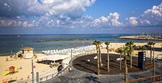 Shalom Hotel & Relax - an Atlas Boutique Hotel - Tel Aviv - Beach