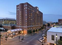 President Abraham Lincoln Springfield A Doubletree By Hilton - Springfield - Bâtiment