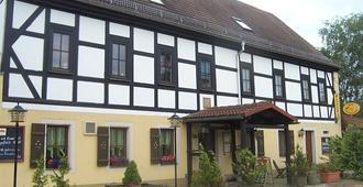 Landgasthof & Pension Kaufbach - Wilsdruff - Edificio