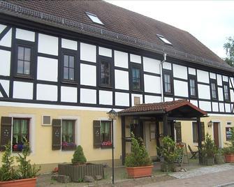 Landgasthof & Pension Kaufbach - Wilsdruff - Building