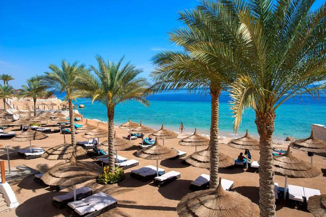 Sunrise Montemare Resort -Grand Select (Adults Only) - Sharm El-Sheikh - Strand