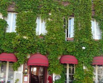 Hôtel Henri IV - Saint-Valery-en-Caux - Gebouw