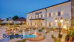 Garni Hotel Zavicaj - Belgrado - Edificio