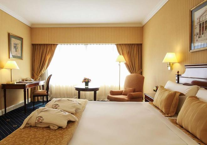 Emperador Hotel Buenos Aires - Buenos Aires - Phòng ngủ