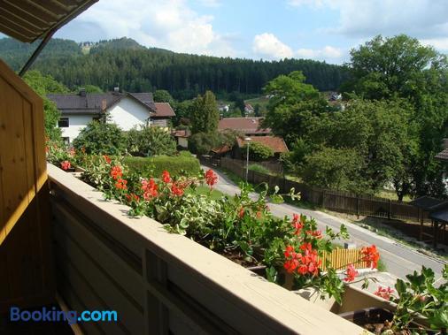 Drei Tannen - Bodenmais - Balcony