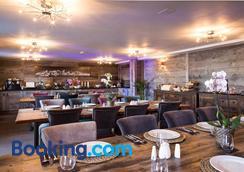 Hotel Le Farinet - Bagnes - Restaurant