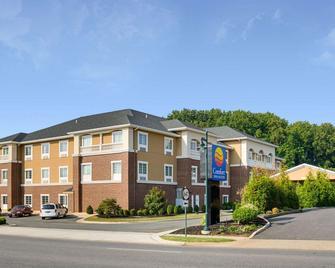 Comfort Inn & Suites Orange - Montpelier - Orange - Building