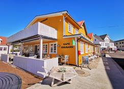 Henningsvær Guesthouse - Henningsvær - Building