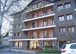 Hotel del Bisset - Л'Альдоса - Здание