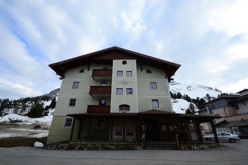 Hotel Tauernglöckl - Tamsweg - Rakennus