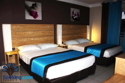 Hotel Select - Saint-Denis - Bedroom