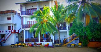 Banana Garden Resort - Unawatuna - Bedroom