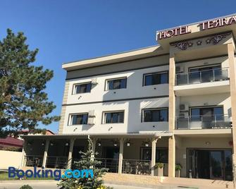 Hotel Terra Iasi - Jasy - Building