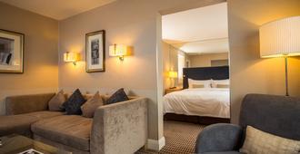 The Club Hotel and Spa - סיינט הלייר - חדר שינה