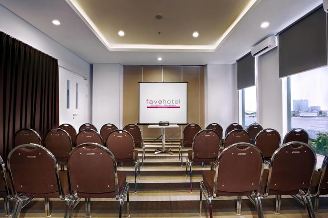 favehotel Rungkut Surabaya - Surabaya - Meeting room
