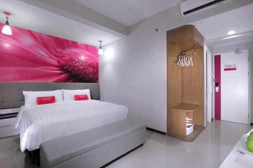 泗水容庫喜愛酒店 - 泗水 - 臥室