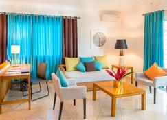 Hotel Montana - Pétionville - Living room
