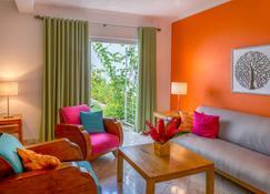 Hotel Montana - Pétionville - Wohnzimmer