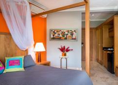 Hotel Montana - Pétionville - Schlafzimmer