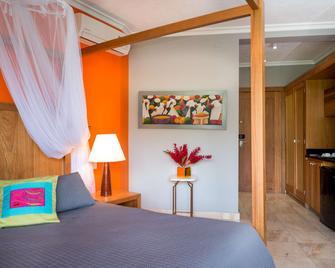 Hotel Montana - Petionville - Slaapkamer