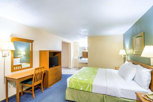 Rodeway Inn And Suites - Portsmouth - Bedroom