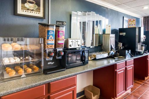 Rodeway Inn And Suites - Portsmouth - Buffet