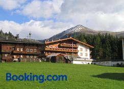 Hotel Glockenstuhl - Gerlos - Building
