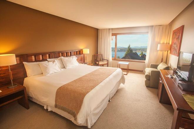 Hotel Cumbres Puerto Varas - Puerto Varas - Bedroom