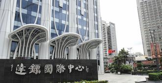 Vertical City Hotel - גואנגג'ואו - בניין