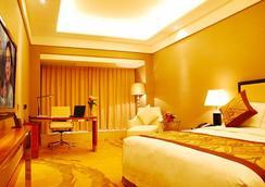 Vertical City Hotel - Guangzhou - Bedroom