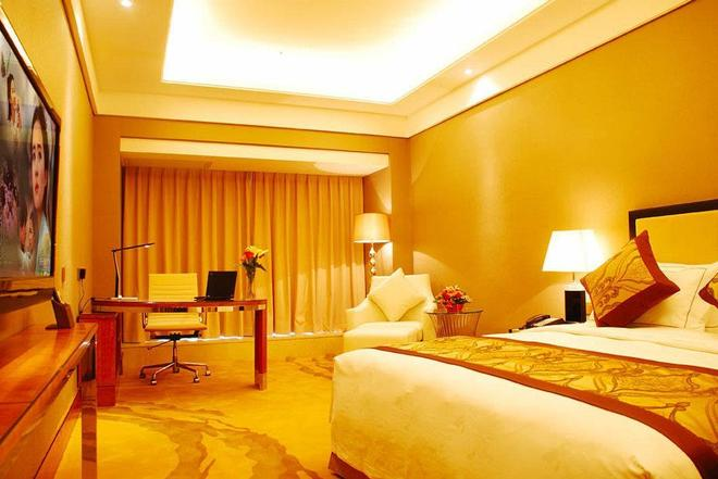 Vertical City Hotel - Kanton - Makuuhuone