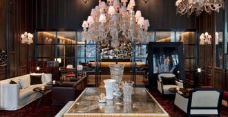紐約巴卡拉酒店及公寓 - 紐約 - 休閒室