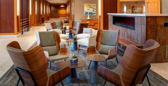 Marriott Indianapolis North - Indianápolis - Lounge
