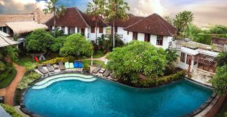 Ecosfera Hotel - North Kuta - Pool