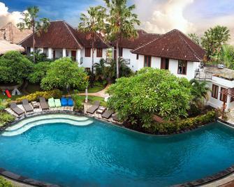 Ecosfera Hotel - North Kuta - Pool