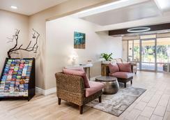 Quality Inn & Suites Capitola By the Sea - Capitola - Recepción