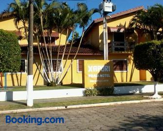 Hotel Xapuri - Peruíbe - Building