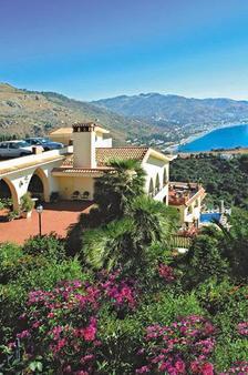 Hotel Sirius - Taormina - Cảnh ngoài trời