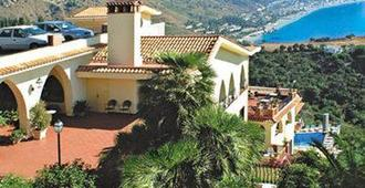 Hotel Sirius - Taormina - Outdoor view