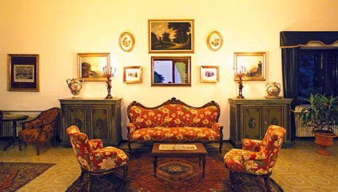 希爾瑞爾斯酒店 - 陶爾米納 - 陶爾米納 - 大廳