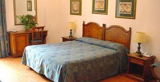希爾瑞爾斯酒店 - 陶爾米納 - 陶爾米納 - 臥室