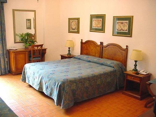 Hotel Sirius - Taormina - Makuuhuone