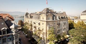 Romantik Hotel Europe - Zurich - Outdoor view
