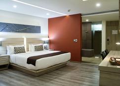 Domun Hotel - Santiago de Querétaro - Sypialnia