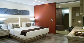 多莫恩酒店 - 克雷塔羅 - 克雷塔羅 - 臥室