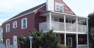 The Burgundy Inn - Ocean City - Building
