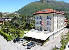 Hotel Luna Garni - Ascona - Gebäude