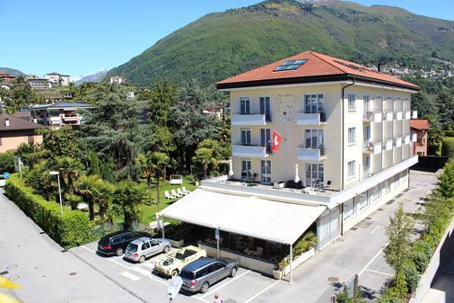 Hotel Luna Garni - Ascona - Building